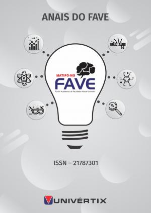 Revista FAVE - Capa-1